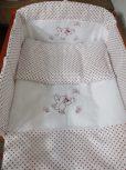Baba ágynemű garnitúrák - hímzett