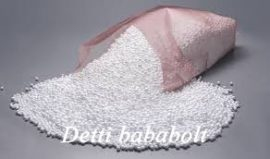 Szopipárna utántöltő polisztirol gyöngy 5 liter