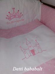 Az én hercegnőm 5 részes ágynemű garnitúra