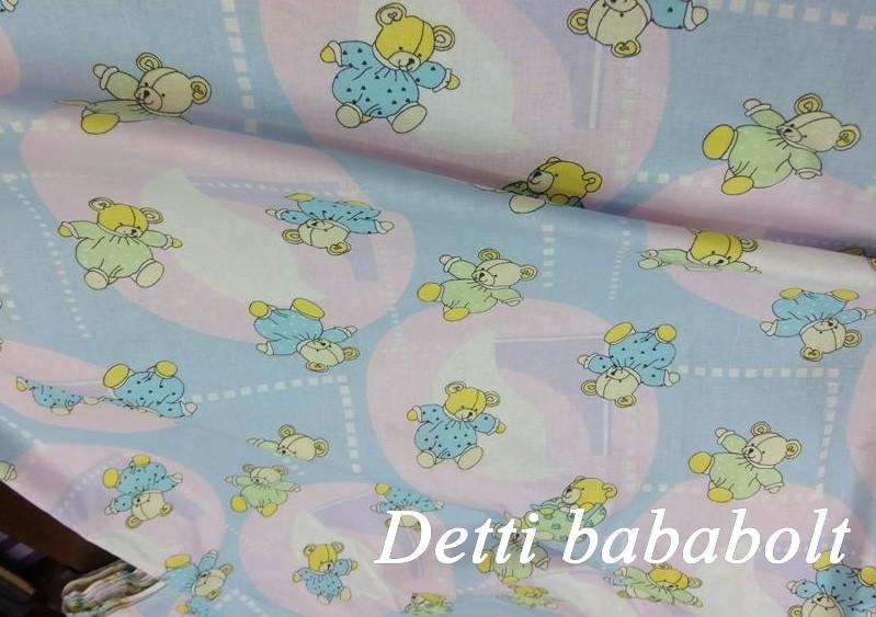 Bébi ágynemű szett 3 részes - Bébi macis - Detti gyerekágynemű és ... d517d430f2