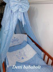Kis herceg csillagos - 6 részes ágynemű garnitúra