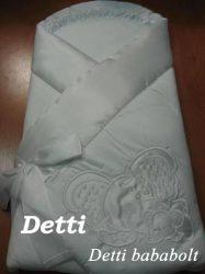Elefántos (hímzett) - pólya